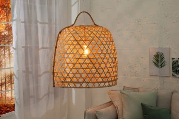 Závesná lampa Bamboo 60cm »