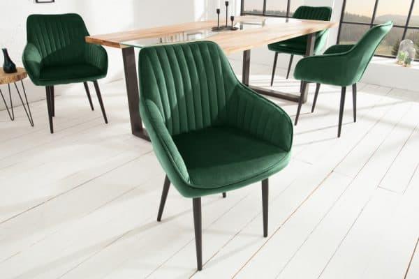 zelena stolicka