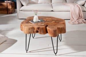 Konferenčný stolík Goa 90cm agát