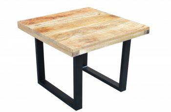 Konferenčný stolík Iron Craft 60cm Mango 45mm