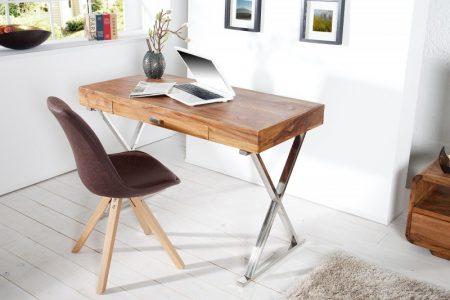 Písací stôl Elements 120cm sheesham