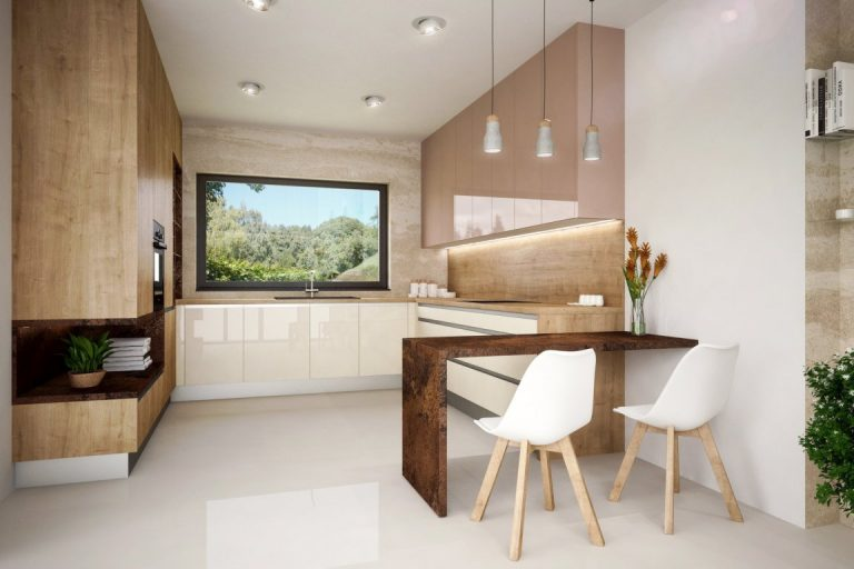svetla kuchyna