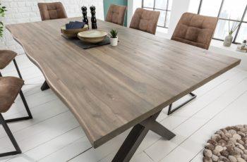 Jedálenský stôl Genesis Grey 200cm agát