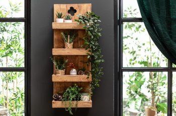 Küchen-Regál Hemingway 80cm recyklované drevo