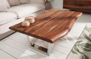 Konferenčný stolík Mammut 110cm sheesham 35mm
