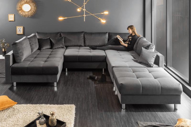 Vytvorte si obývačku, v ktorej sa budete zakaždým cítiť príjemne a pohodlne. Zdroj: iKuchyne.sk
