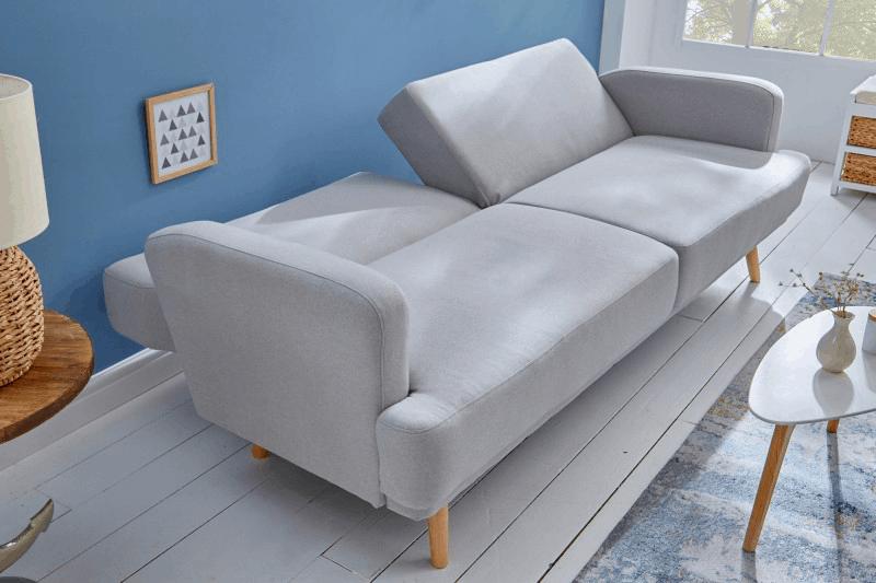 bledosiva rozkladacia sedacka