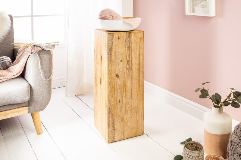 Drevený pilier