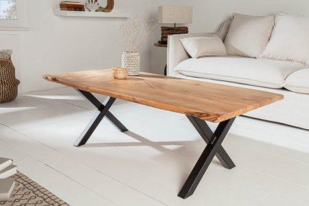 Konferenčný stolík Mammut X 118cm agát