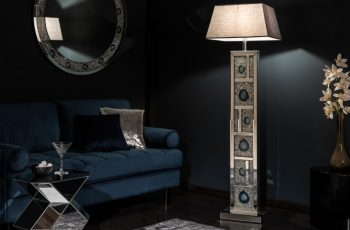Stojanová lampa Diamonds Achat 159cm