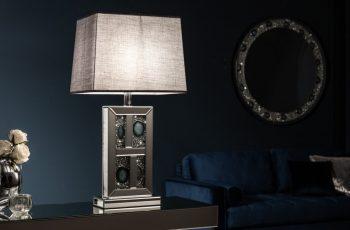Stolová lampa Diamonds Achat 75cm