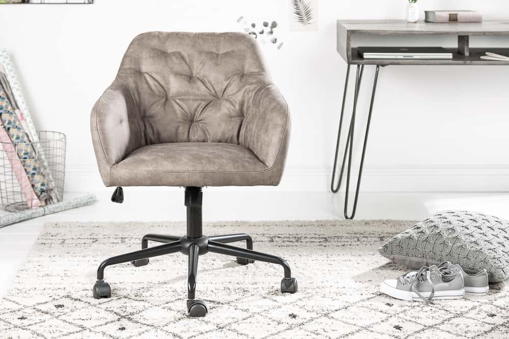 bezova kancelarska stolicka