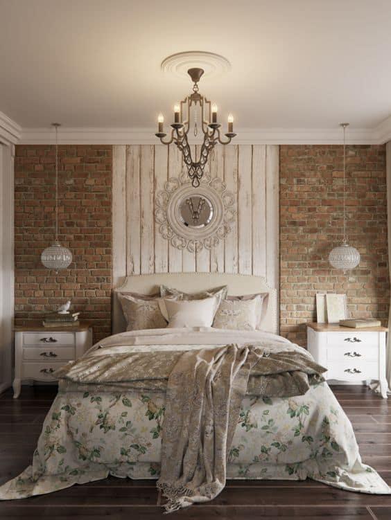 luxusna spalna v provensalskom style