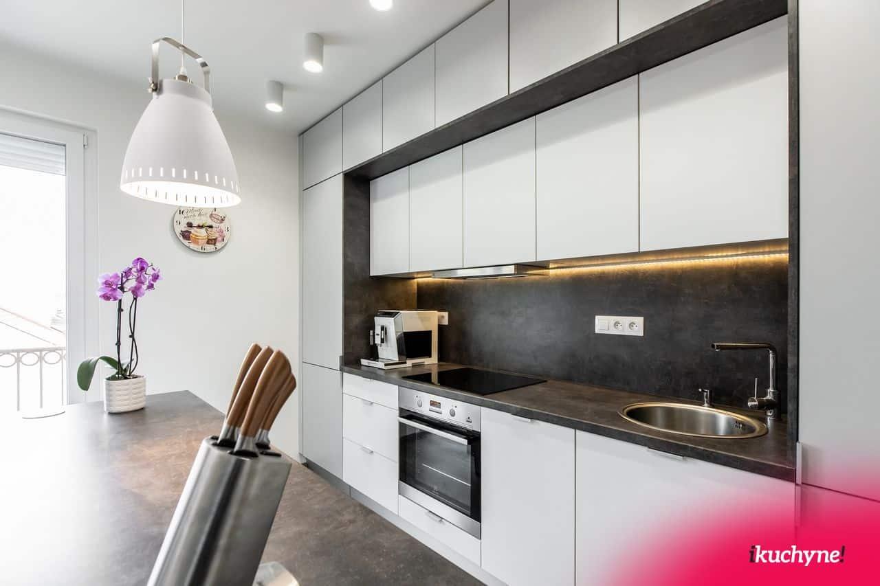 minimalisticka kuchyna