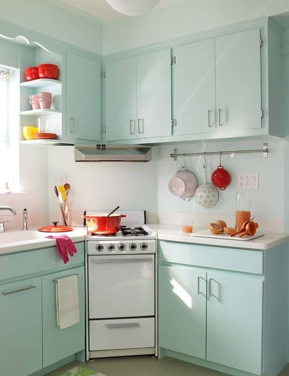retro kuchyna