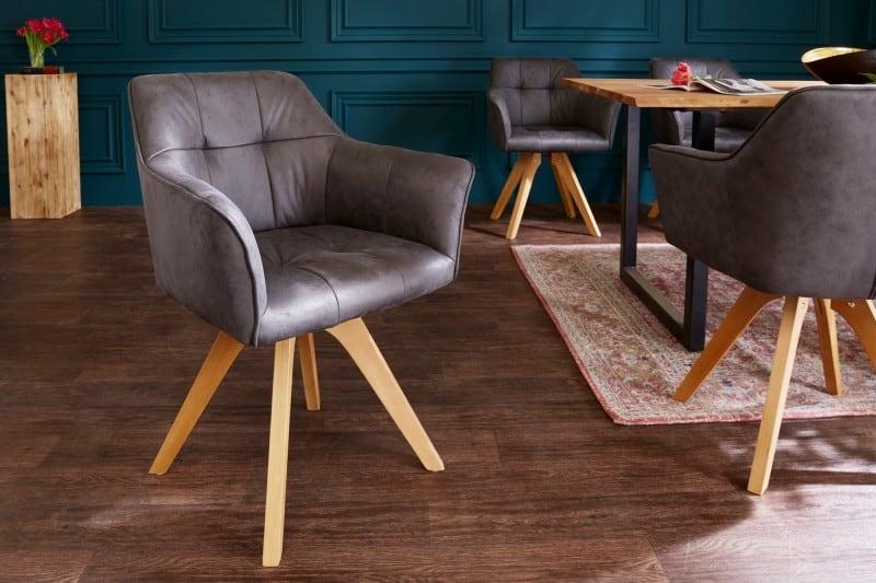sijvá jedálenská stolička