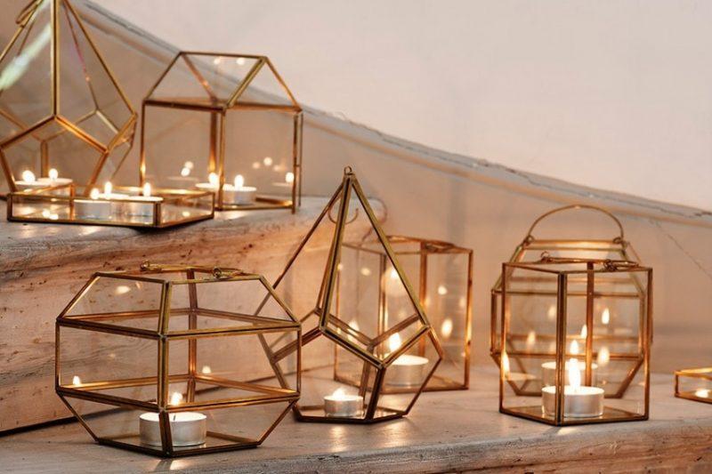 sviečky hygge