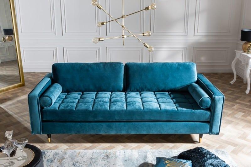 tyrkysova-zmatova-sedacka-cozy-velvet