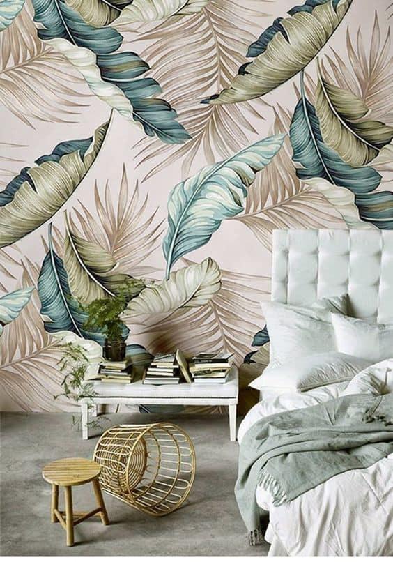 dekoracie na stenu - tapeta