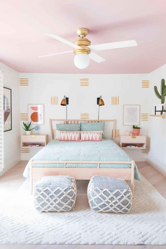 2. Jemná spálňa