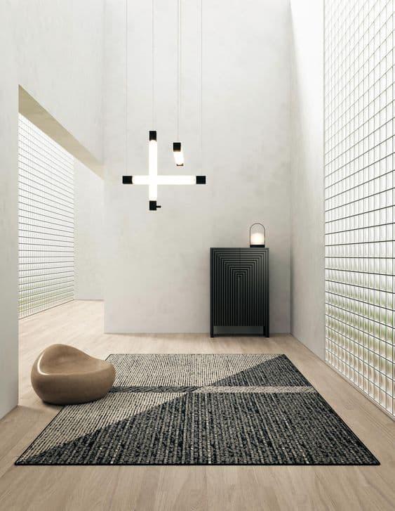 5 Zaujímavý koberec