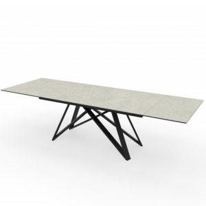 Jedálenský stôl Atlas 180-220-260cm keramika betón