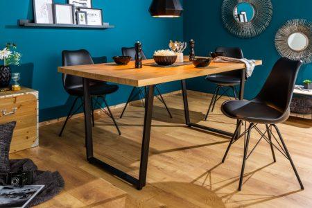 Jedálenský stôl Loft 140cm dub