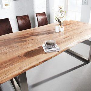 Jedálenský stôl Mammut 200cm agát 35mm- 35944-N
