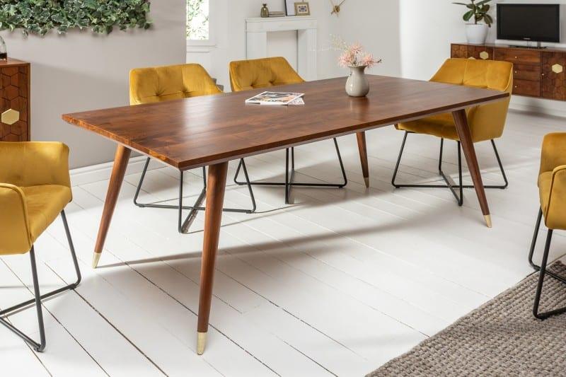 Jedálenský stôl Mystic Living 160cm agát