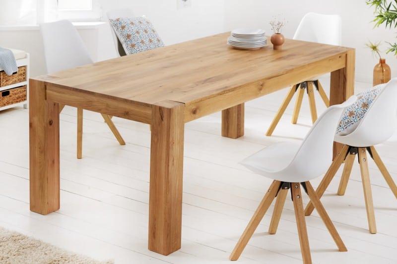 Jedálenský stôl Pure 160cm divý dub