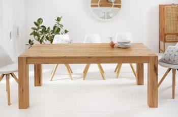 Jedálenský stôl Pure 200cm divý dub