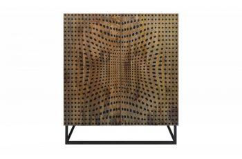 Komoda Illusion 120cm Mango