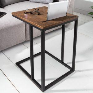 Konferenčný stolík Elements 43cm dub Tablet