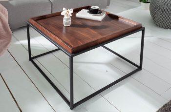 Konferenčný stolík Elements 60cm mocha buk stolík (podnos)