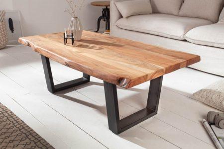 Konferenčný stolík Mammut 110cm agát 35mm
