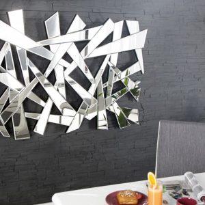 Nástenné zrkadlo Split 120cm