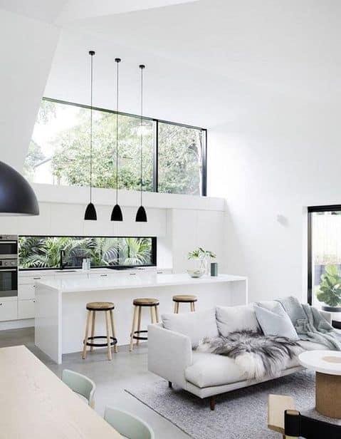 biela kuchyna