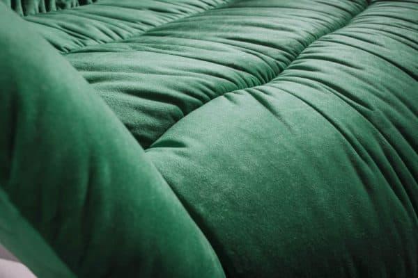 Kreslo Big Dutch zelená zamat
