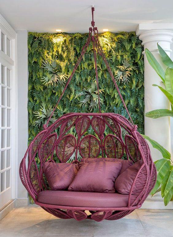 rastliny steny