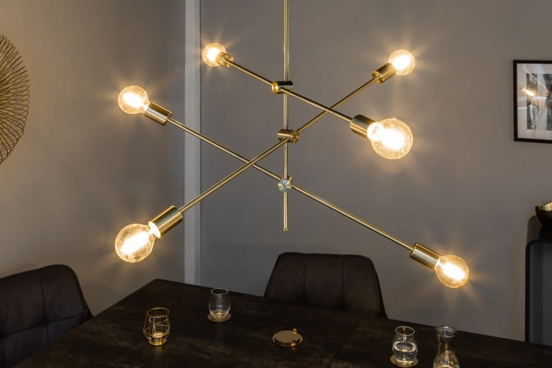 zavesna lampa variation