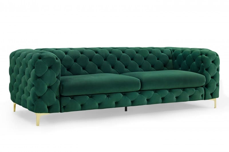 zelena sedacka