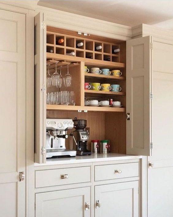 10. barový priestor v kuchyni