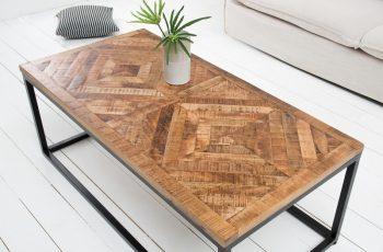 Konferenčný stolík Infinity Home 100cm Mango