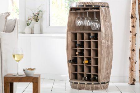 Regál na víno Bodega 97cm