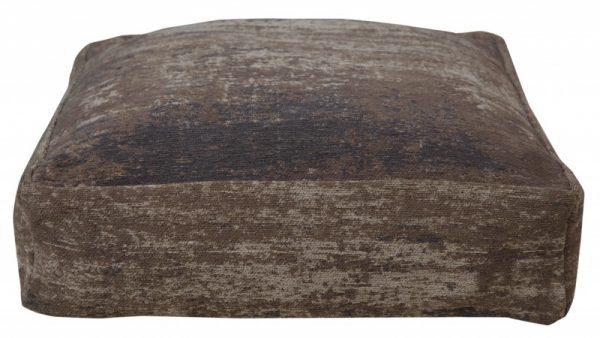 Bodenkissen Modern Art 70cm hnedá
