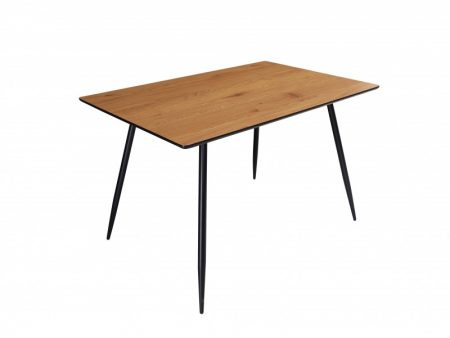 Jedálenský stôl Apartment 120cm dub