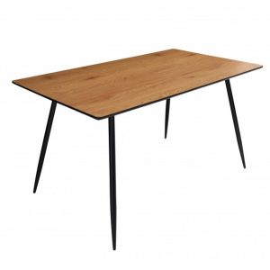 Jedálenský stôl Apartment 140cm dub