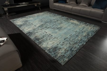 Teppich Old Marrakesch 240x160cm aqua blue