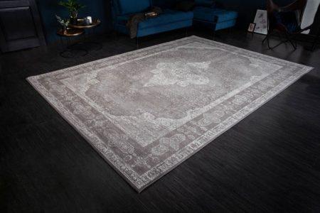 Teppich Pure Unique 350x240cm svetlošedá