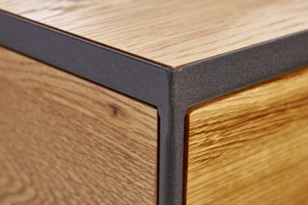 Konferenčný stolík Scorpion 40cm divý dub